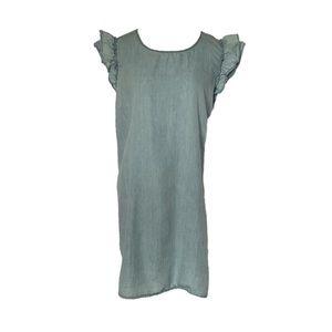As U Wish | chambray dress